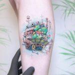 Kozo tattoo   Collater.al 5