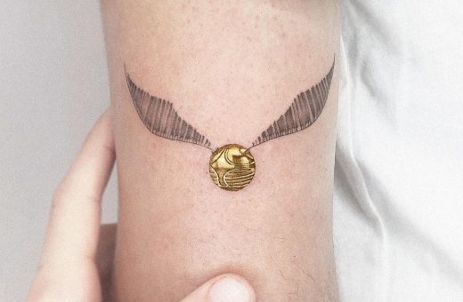 Films and works of art in @kozo_tattoo tattoos