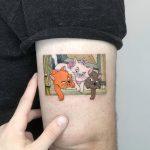Kozo tattoo   Collater.al 9e