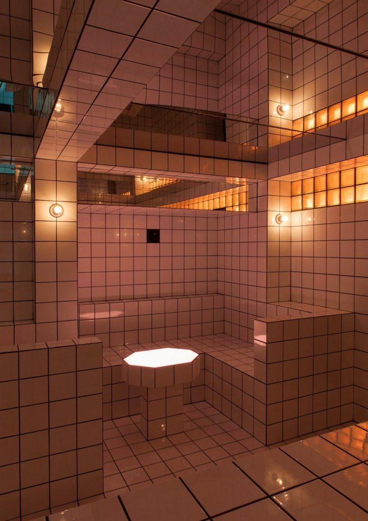 LAX Bar, un'installazione ispirata al Loos Bar di Vienna  | Collater.al