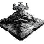 LEGO celebra Star Wars con la riproduzione dell Imperial Star Destroyer | Collater.al 3