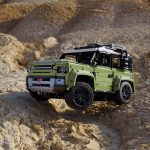 LEGO realizza una versione del nuovo Land Rover Defender | Collater.al 3