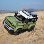 LEGO realizza una versione del nuovo Land Rover Defender | Collater.al 4