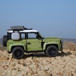 LEGO realizza una versione del nuovo Land Rover Defender | Collater.al 7