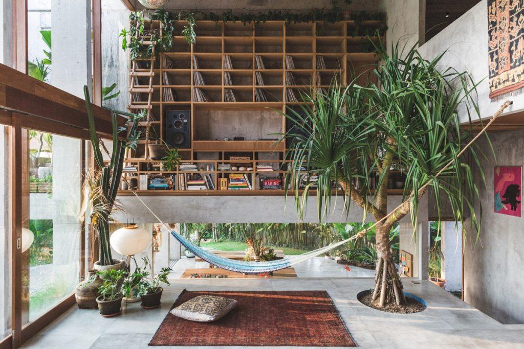 La casa brutalista di Dan Mitchell a Bali   Collater.al
