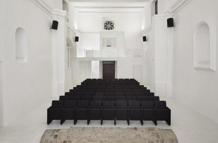 The new San Rocco auditorium by Luigi Valente and Mauro Di Bona