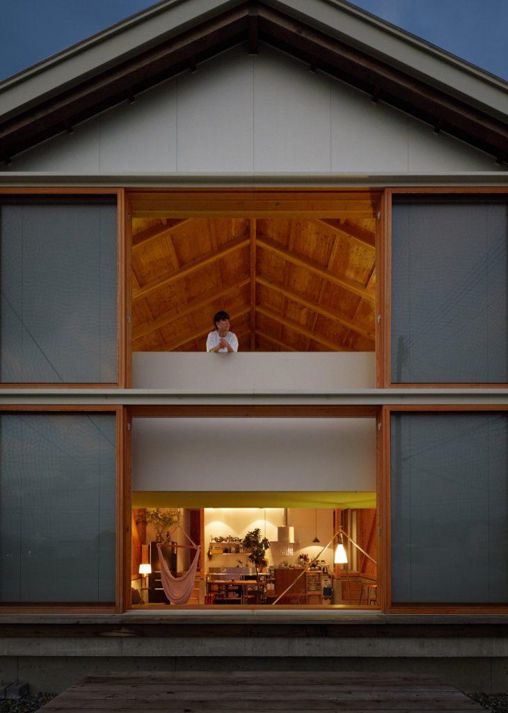 M House la casa che sfida il caldo e la neve | Collater.al