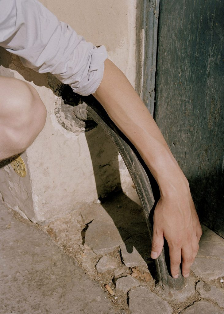Melissa Schriek, when the body is part of the environment itself | Collater.al