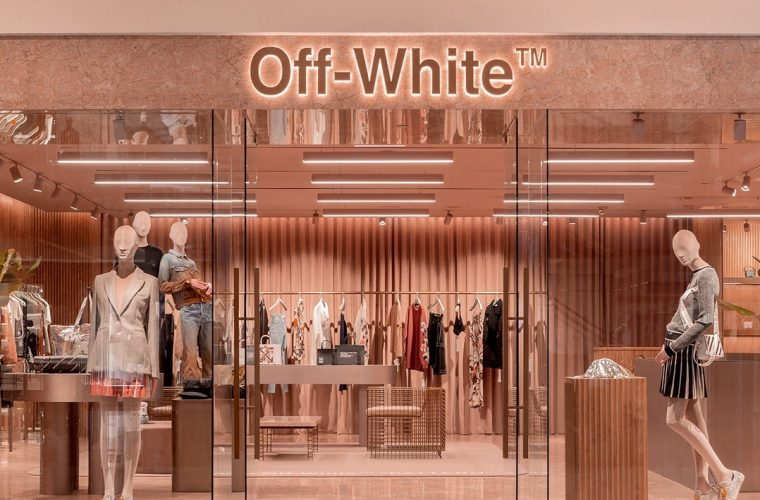 Off-White™ opens its new store in Las Vegas