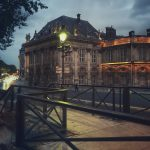 Paris By Night By Loic Le Quere | Collater.al