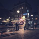 Paris By Night By Loic Le Quere | Collater.al 9b