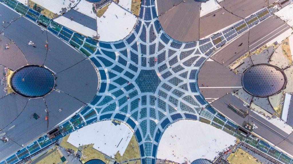 Pechino Daxing l'aereoporto progettato da Zaha Hadid Architects | Collater.al