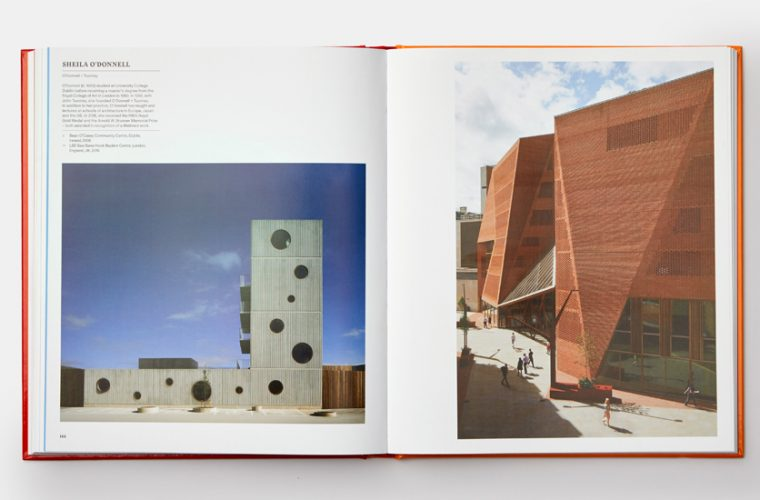 Breaking Ground, the Phaidon book about architecture designed by women