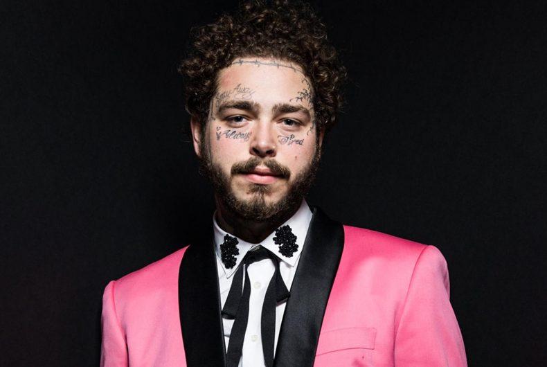 Post Malone announced the tracklist of his new album