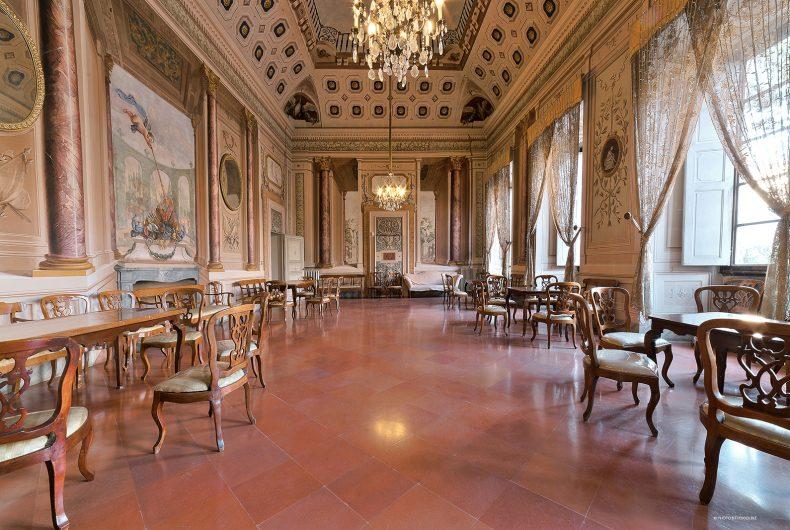 Il workshop di architettura in uno splendido ex monastero toscano