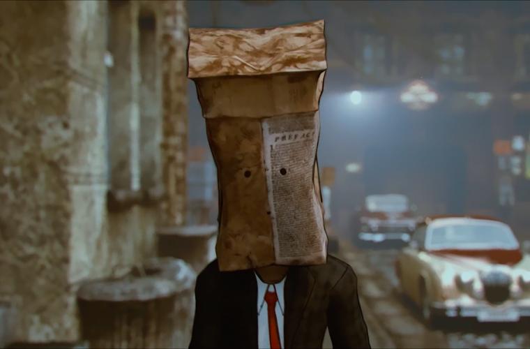 Schirkoa, the dystopian world of Ishan Shukla.