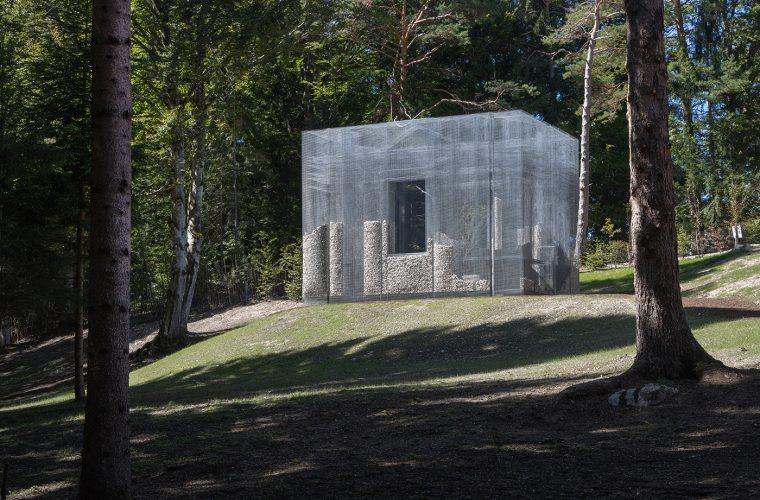 Simbiosi, l'opera di Edoardo Tresoldi per Arte Sella