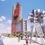 Top Tower Black n Arch | Collater.al 3