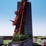 Top Tower Black n Arch | Collater.al 9
