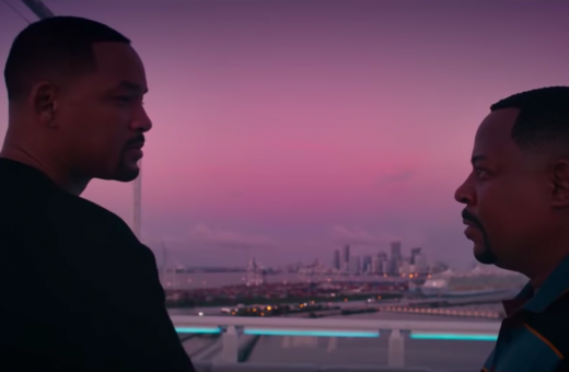 Will Smith and Martin Lawrence together in the trailer for Bad Boys 3