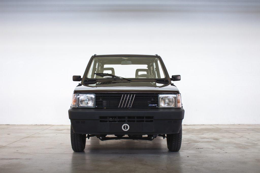 fiat panda 4x4 garage italia panderis | Collater.al