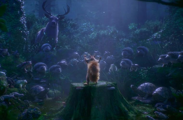 Maestro, quando l'uomo non c'è gli animali cantano.