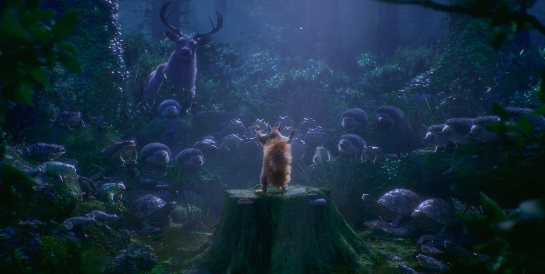 Maestro, quando l'uomo non c'è gli animali cantano. | Collater.al