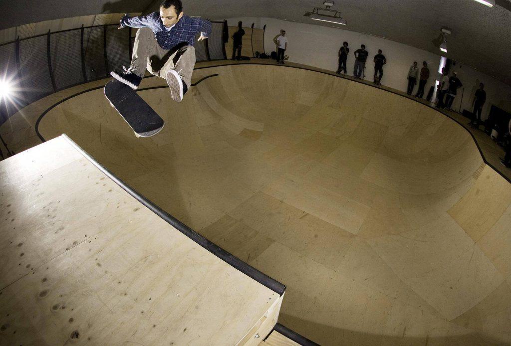 skate park bastard store lorenzo bini | Collater.al