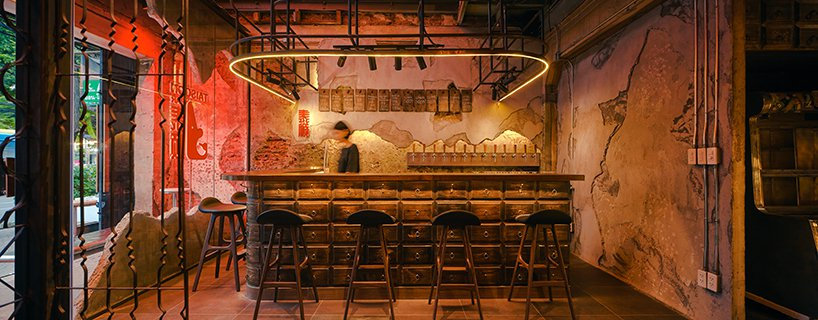 tai soon bar | Collater.al