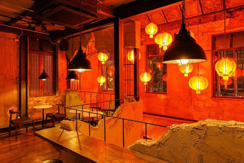 Tai Soon Bar, a modern Chinese brewery