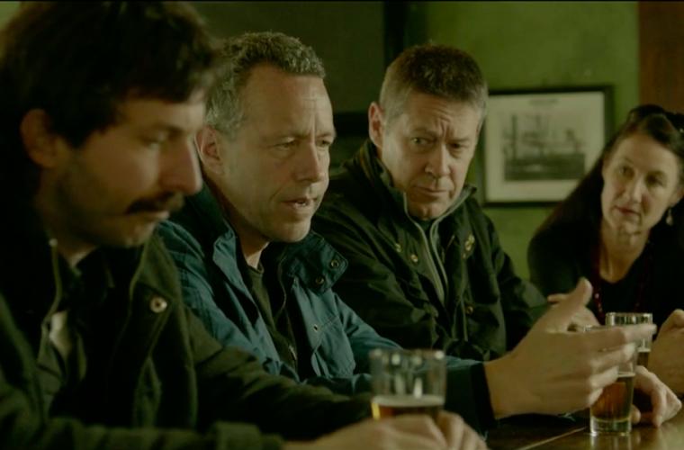 A Writer and Three Script Editors Walk Into a Bar