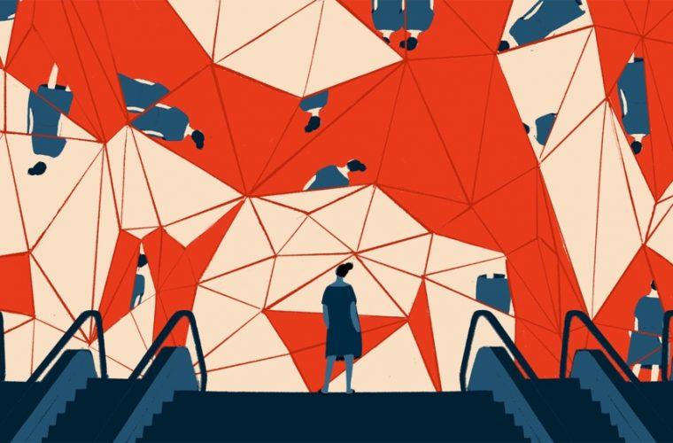 A Week In Tokyo with Jola Bańkowska's illustrations