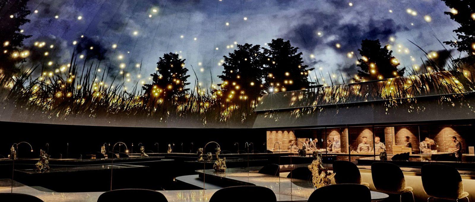 Alchemist, the restaurant where dinner becomes a show
