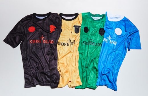The Chinatown Invitational x Stone Island kit is up for auction!