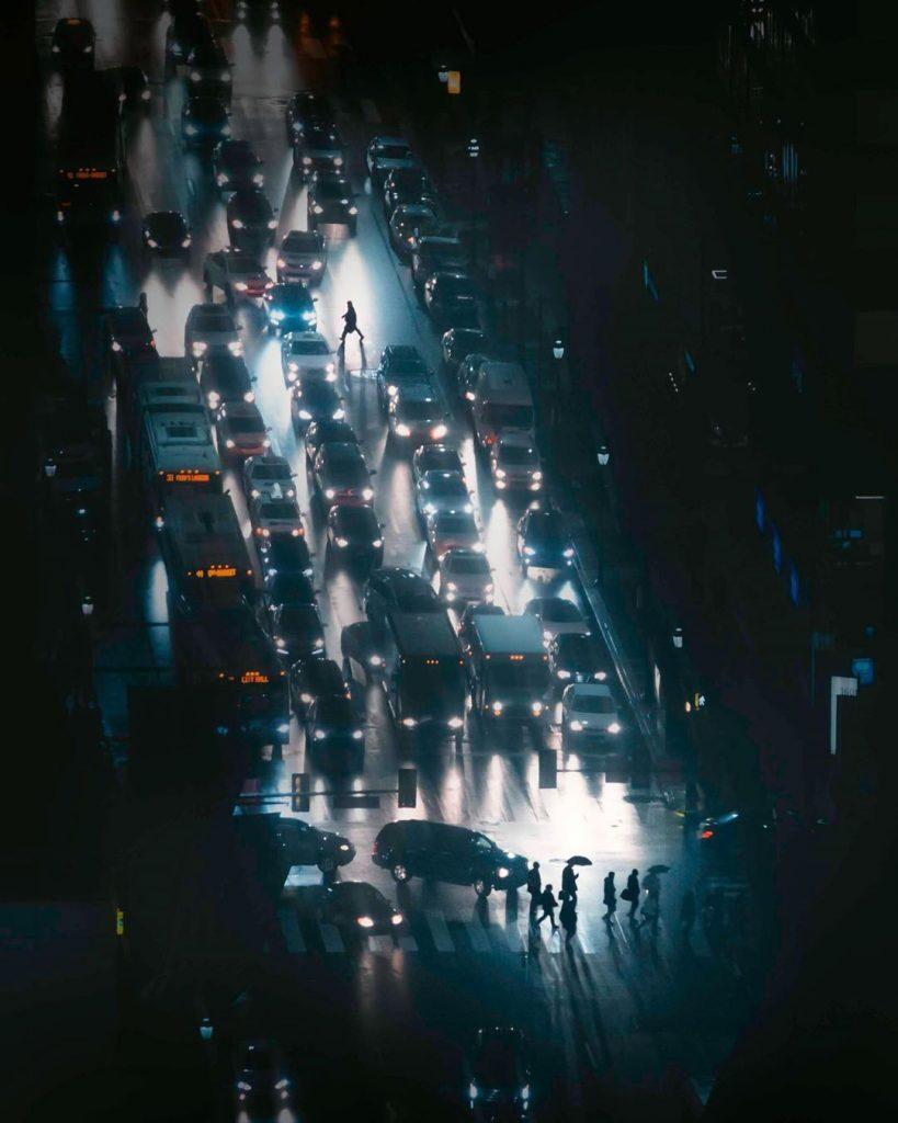 Chris Hytha, le architetture si rivelano di notte | Collater.al