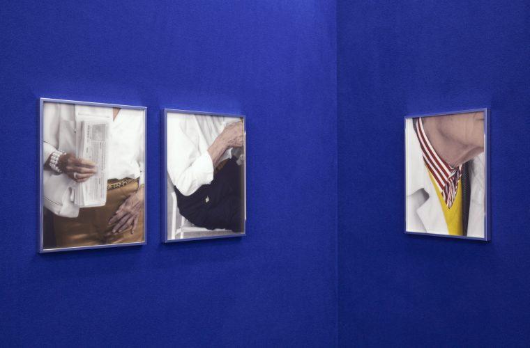 Contemporary Elderly, Louis De Belle e l'estetica della terza età.