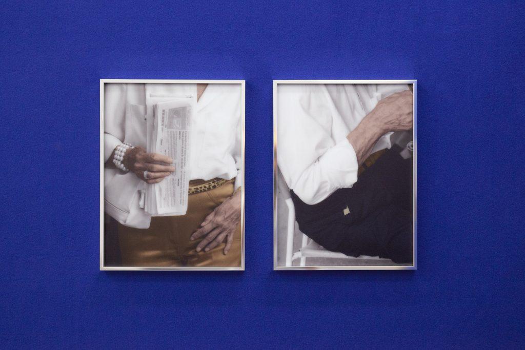 Contemporary Elderly Louis De Belle | Collater.al