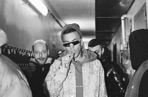 Rap resonates in Enrico Rassu's photographs