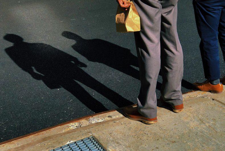 Eric Van Nynatten, NY fotografata con un iPhone