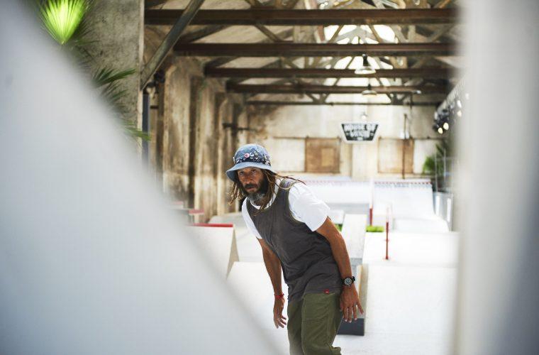 House of Vans Barcelona: skateboarding, art, music and Tony Alva