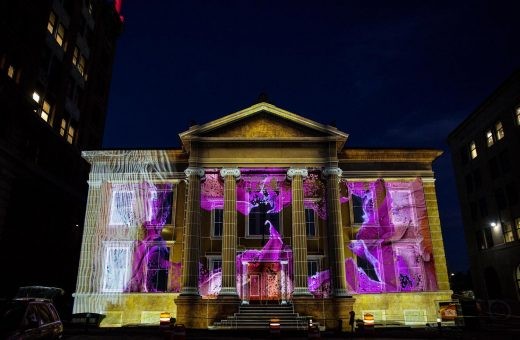 The best of LUMA Projection Arts Festival in Binghamton