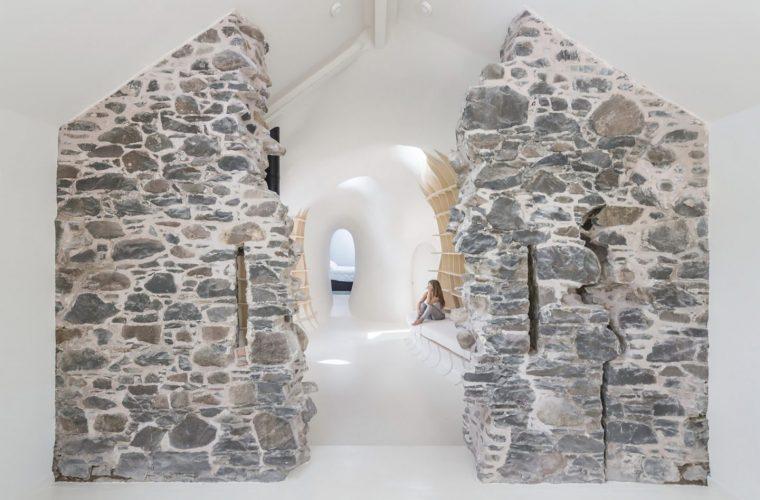 La casa privata divenuta testimonianza di stili architettonici