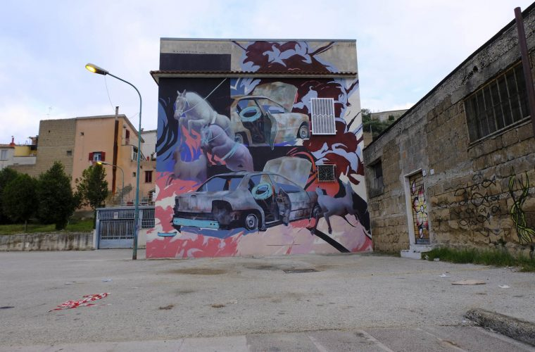 Discover the three street artists present at the next edition of In Wall We Trust