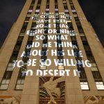 Jenny Holzer VIGIL | Collater.al 7