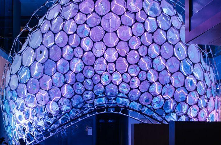 L'installazione Ada è il perfetto connubio tra innovazione, architettura e scienza