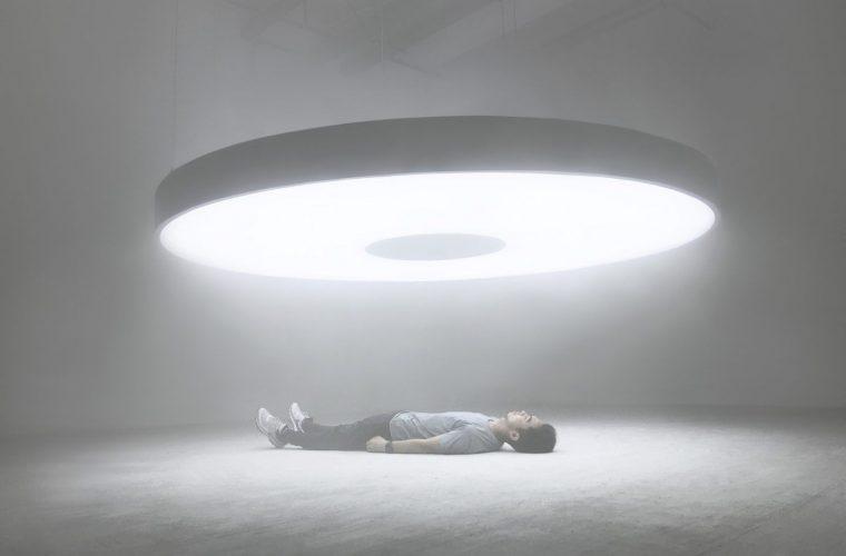 The magic of light in Karolina Halatek's installations