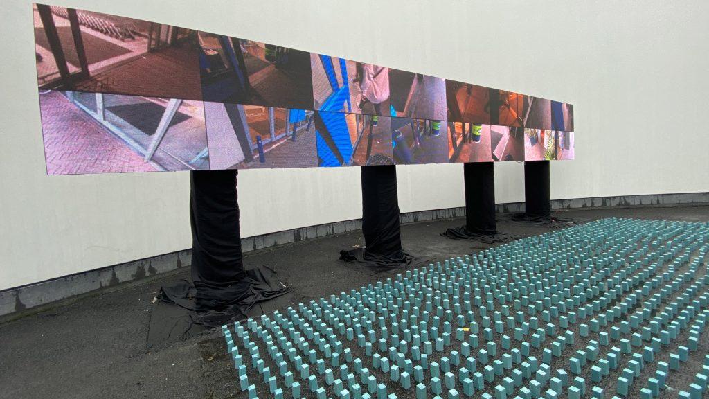 Materialism, l'installazione eco-friendly di Studio Drift   Collater.al