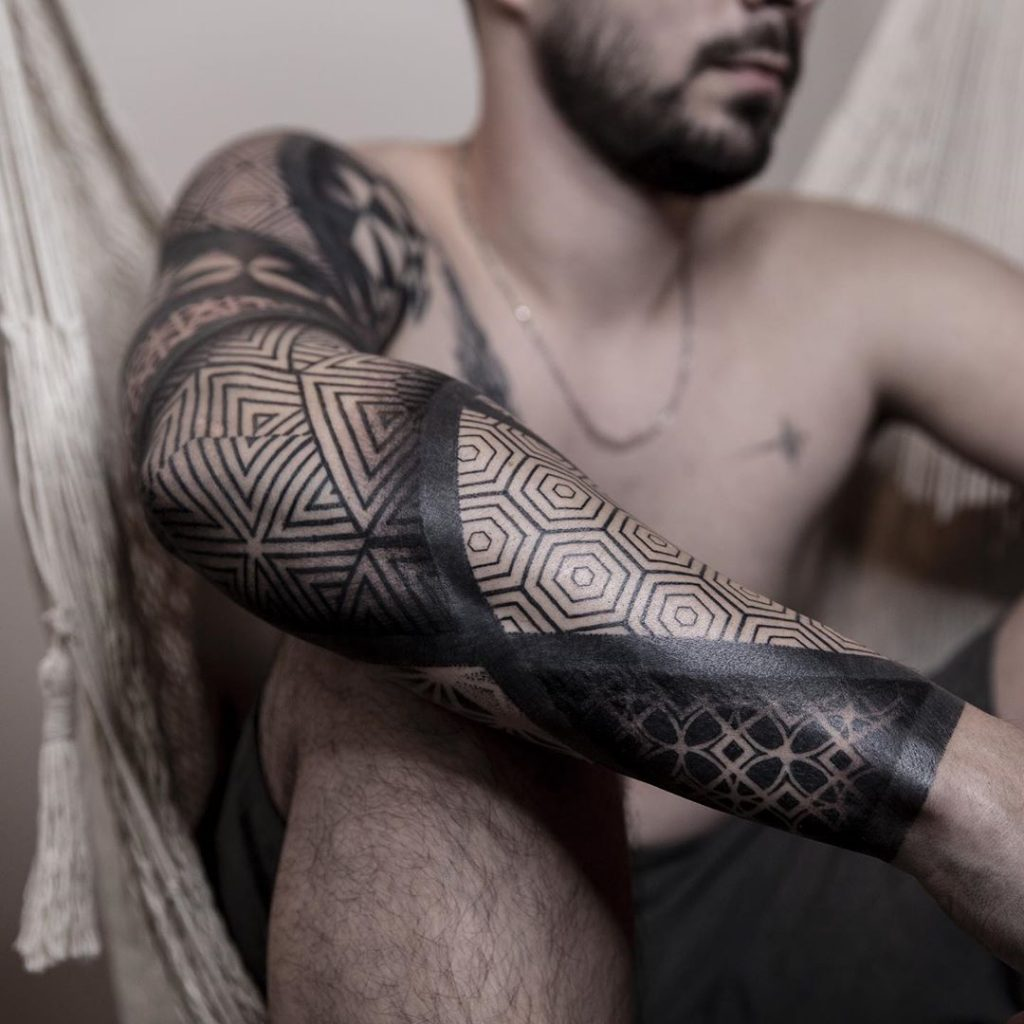 Motion Tatoo by RemyB | Collater.al 7