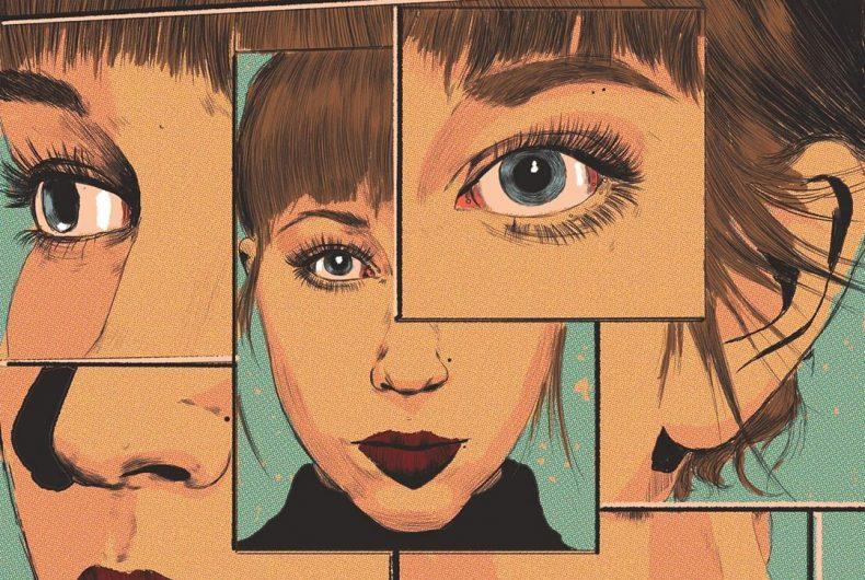 Nicole Rifkin e le sue illustrazioni malinconiche e colorate