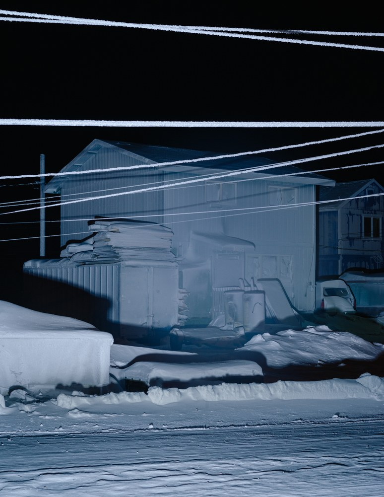 Polar Night di Mark Mahaney | Collater.al